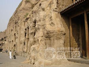 雲崗石窟の画像 p1_33